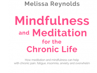 mindfulness for the chronic life cover