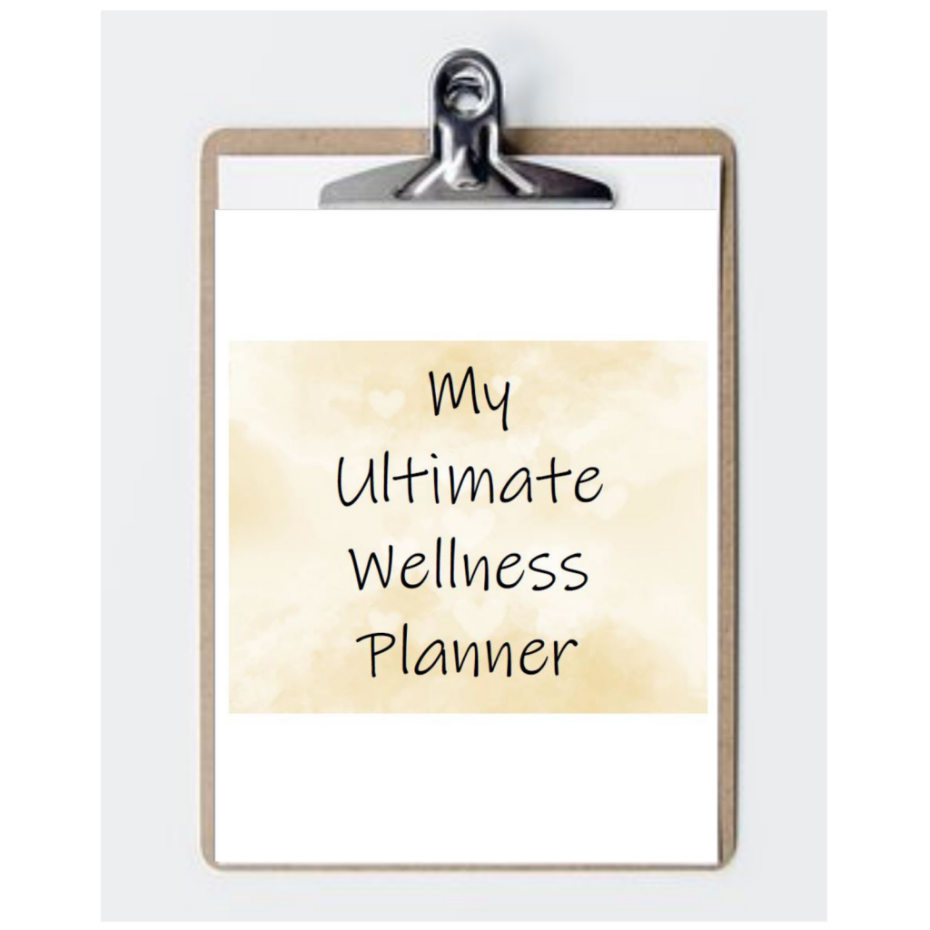ultimate wellness planner