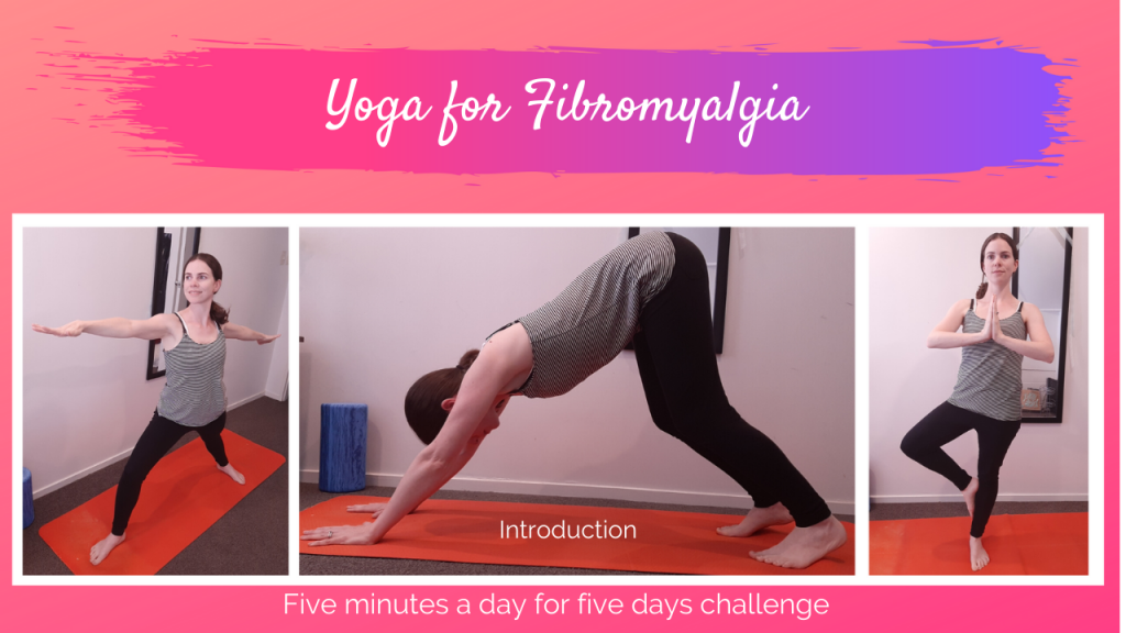 yoga for chronic pain and fatigue challenge