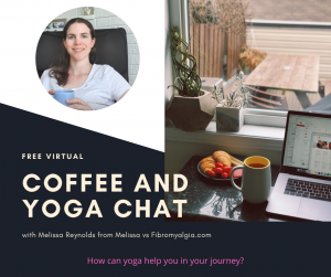 coffee and yoga chat with Melissa