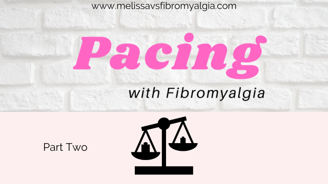 pacing with fibromyalgia