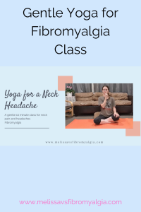 yoga for a neck headache