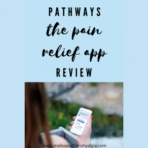 pathways pain relief app